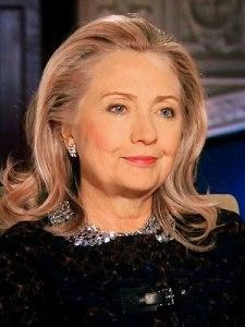 Hillary Clinton is 65