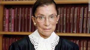 Ruth Bador Ginsberg is 80