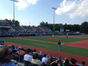 Hudson Valley Renegades vs. Burlington Lake Monsters