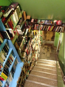 Best bookstore in the country -- 100,000+ books. Daedalus in Charlottesville. An institution. Not an inch of wasted space.
