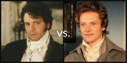 Darcy vs. Bingley