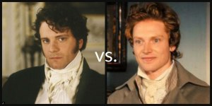 Darcy vs. Bingley