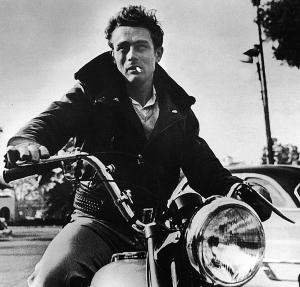 James Dean, iconic rebel